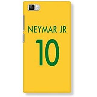 Redmi Mi3 Back Cover  Neymar Jr  by BlueAdda