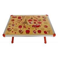 Mavi Attractive Colorful Paris Board Kids Folding Table - MCT-255