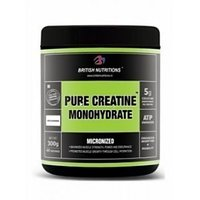 British Nutrition Pure Creatine Monohydrate (300Gm)