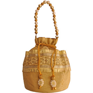 Stylocus Gold Round Base Batwa-Ladies Every Occassion Batwa