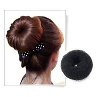 Homeoculture Hair Styling Bun Maker Sponge
