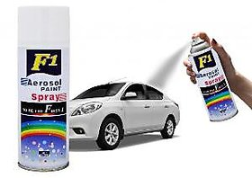 love4ride F1 Aerosol Spray White