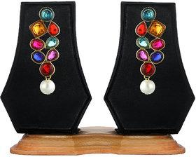 Zaveri Pearls Dangle & Drop Earring