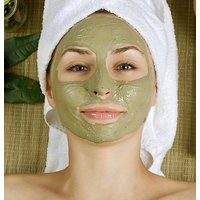 Spirulina Facial Pack, Face mask, Homemade Facial Kit for skin care - 100 Gram