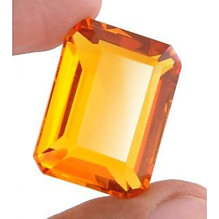 13.50 Ratti Citrine Astrological Gemstone for Wealth and Spirituality.
