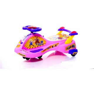 Luusa Magic Toy Car Pink