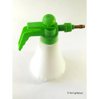Rolling Nature Hand Held Pressurised Sprayer 1 Litre