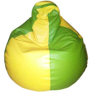 Comfort Bean Bag Cover Xxl (Comxxlyelgrn)