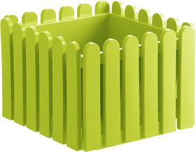 Landhaus Planter 38 Cm Green