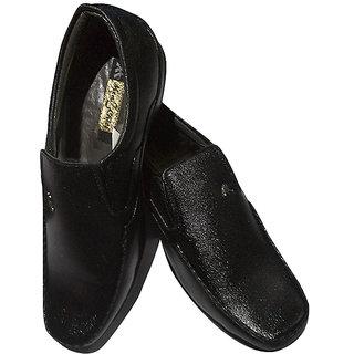 81c8764a5ee Men s Leather Formal Shoes Black