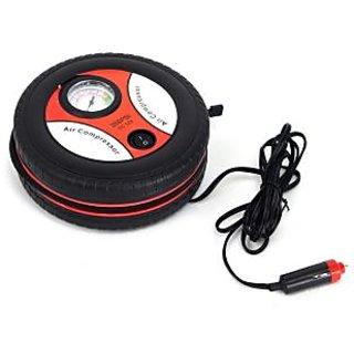 Car Tire Tyre Inflator Pump DC 12V 260PSI Mini Air Compressor 1Pcs.