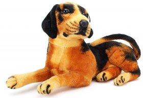 Cute Sitting Dog Stuffed Soft Plush Toy
