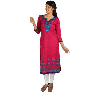 Heavy Embroidered Kurta
