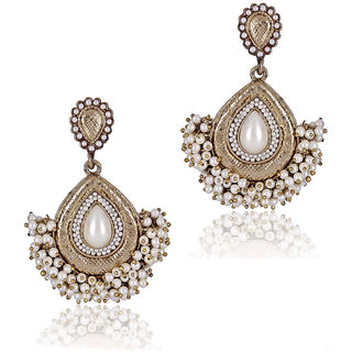 Shining Diva Ethnic Earrings (6592er)