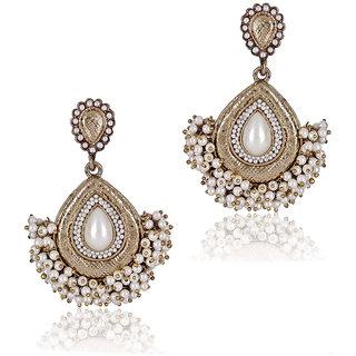 Shining Diva Ethnic Earrings (6592er)
