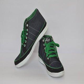 Styliasta Blue Denim Casual Shoes