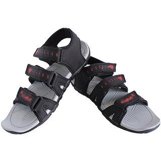 Elligator Black stylish & comfortable floater