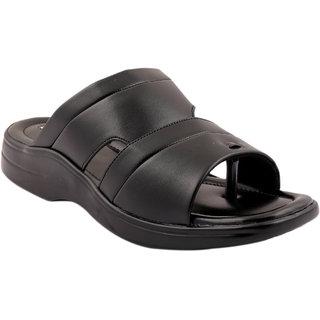 Vittaly C192 Black Slippers