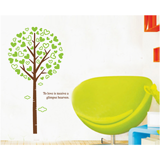 Asmi Collections Wall Stickers Wall Stickers  Beautiful Tree JM7097