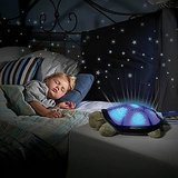 Turtle Night Sky Star Projector Lamp
