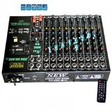 MEDHA SEM-9 WITH USB PROFESSIONAL STERO ECHO MIXER WITH 1 YEARS WARRANTY