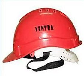 Safety Halmet Red