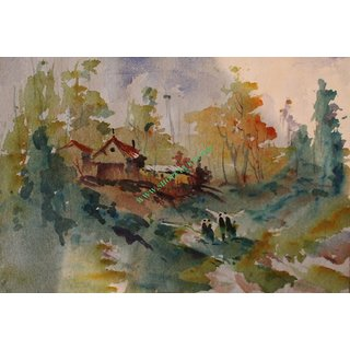 PAINTING(WELL-KNOWN ARTIST ORIGINAL PAINTING FOR HOME,RESTORANT,BANGLOWS,,GIFT)