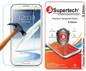 Premium Quality TEMPERED GLASS SCREEN PROTECTOR FOR SAMSUNG GALAXY NOTE 2 N7100