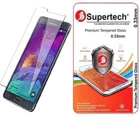 Premium Quality TEMPERED GLASS SCREEN PROTECTOR FOR Samsung Galaxy Note 4 N910G