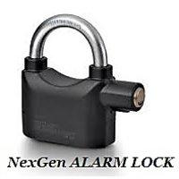 Siren Lock ALARM Lock