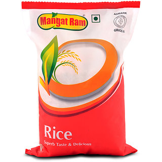 Mangat Ram Pusa Basmati Rice (10kg)