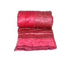 Sovam International Single Quilt, Indian Quilt, Razai, Jaipuri Razai, Blanket, Q