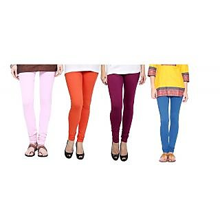 Women Leggings set of 4