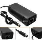 New XBOX 360 E Game Console 220v AC Power Adapter Charger