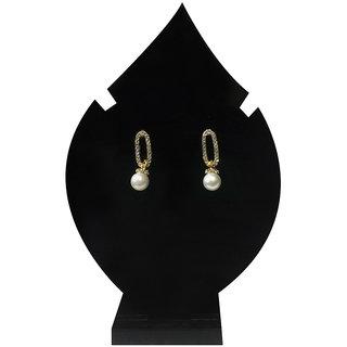 Verceys Pearl Drop Earring Set