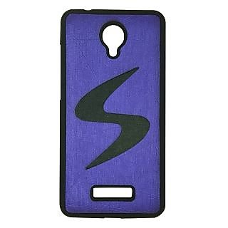 the best attitude 42dc3 75547 Micromax Canvas SPARK Q380 Back cover