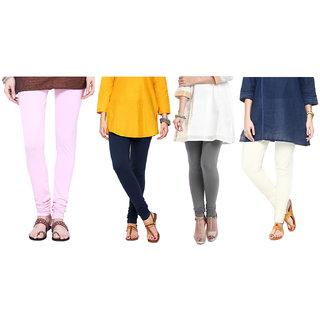 Women leggings set of 4