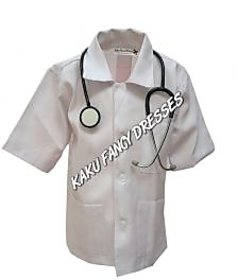 Docter fancy dress for kids,Our helper costume for Annual function/Theme Party/Stage Shows/competition/Birthday Party Dress