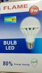 LED Bulb 9 Watt (5 Pcs.)