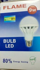 LED Bulb Combo Pack (9W (2 Pcs.)  12W (2 Pcs. ))