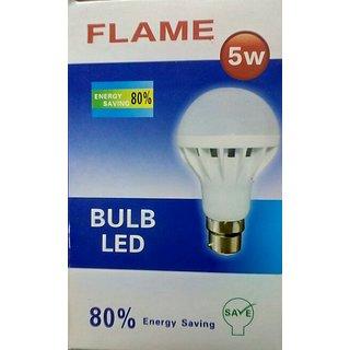 LED Bulb Combo pack (5W-2pcs.  7W-2pcs.)