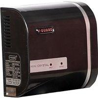 V-Guard Mini Crystal Voltage Stabilizer for Lcd/Led TV+DTH/DVD,Upto 1.3 AMPS MAX.(90V-290V)