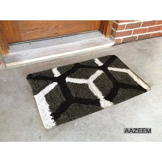 Aazeem Door Mat Grey