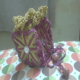 Hand Made Hand Bag