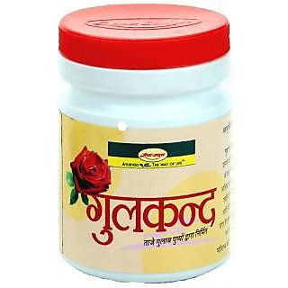 Ayurvedic Gulkand  500g (Prepered from Fresh Rose Flowers)