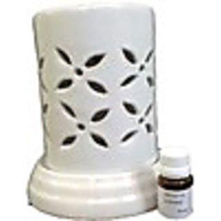 ARIHANT LAVENDER ELECTRIC DIFFUSER WHITE