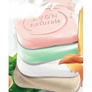 Avon Naturals Bath soap (set of 3)