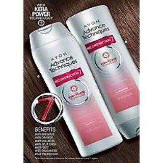 Avon advance techniques reconstruction 7 shampoo and conditioner