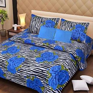 Krishna Exclusive Bed Sheets