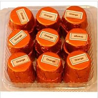 Orange Flavoured Milk Chocolate
